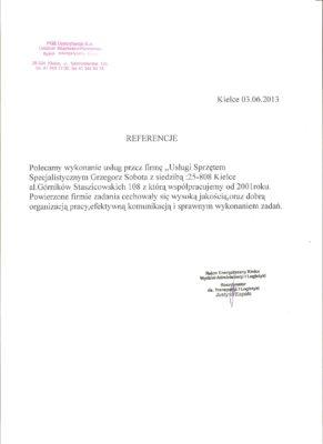 PGE Dystrybucja S.A. o. Skarżysko-Kamienna